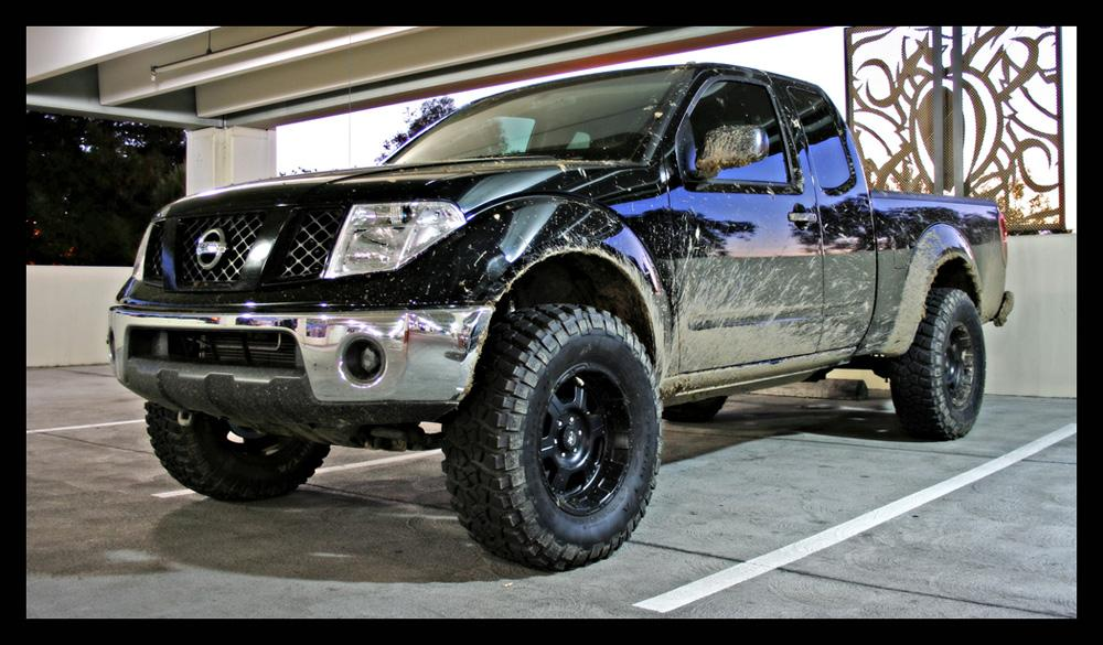 NISSAN Frontier photo 09