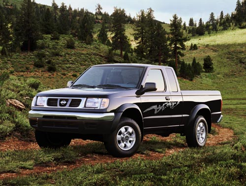 NISSAN Frontier photo 11