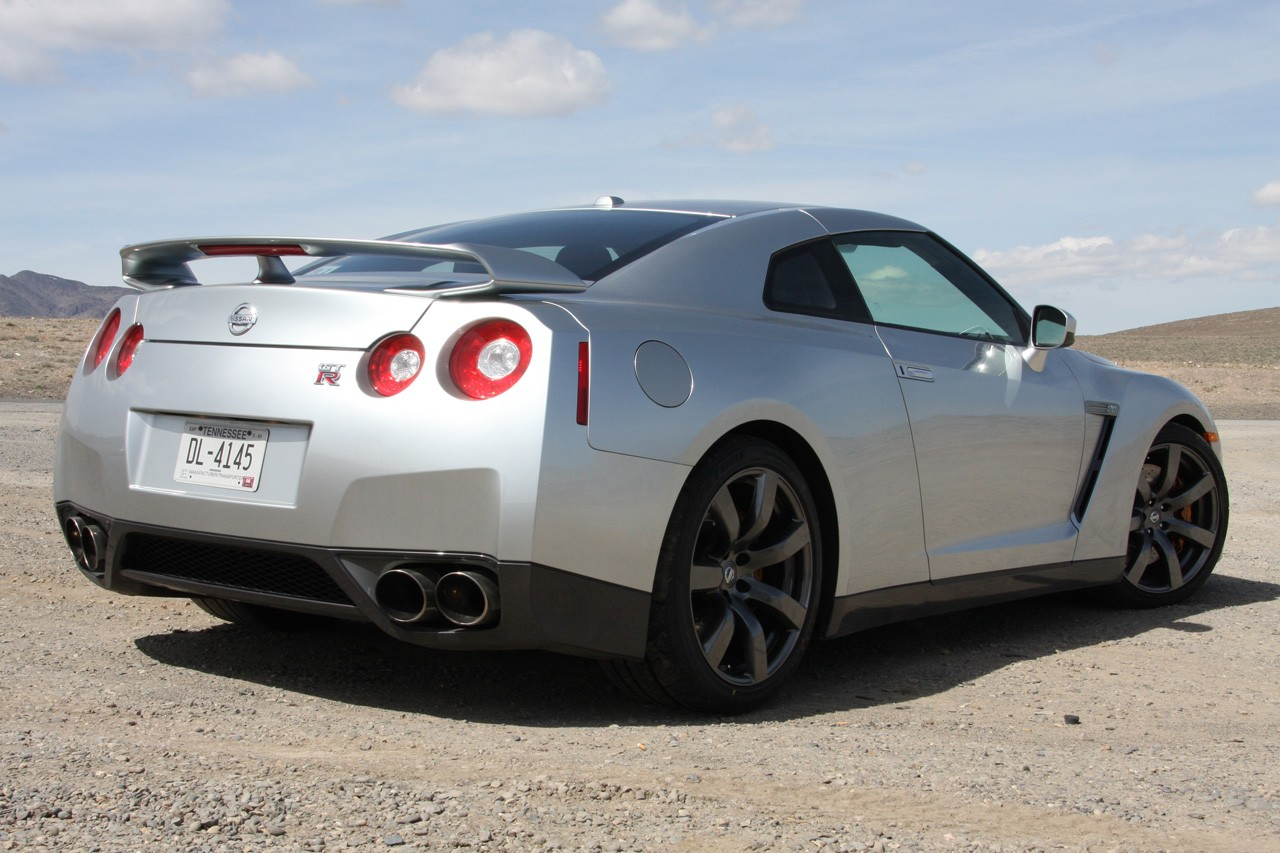 Nissan GT photo 08
