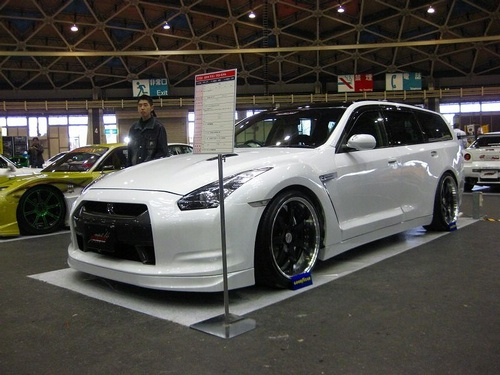 Nissan GT photo 13