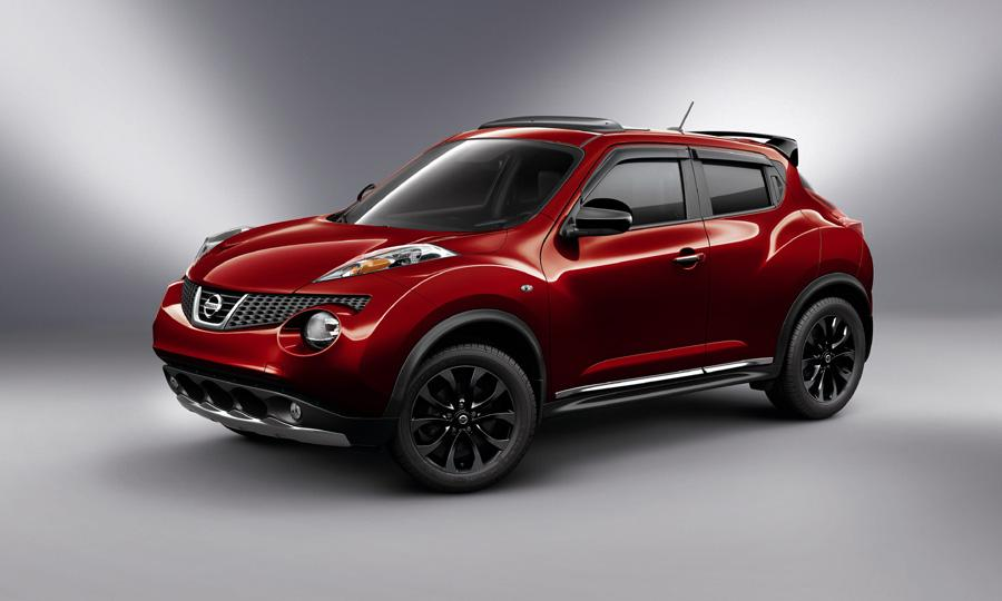 nissan juke history photos on better parts ltd. Black Bedroom Furniture Sets. Home Design Ideas