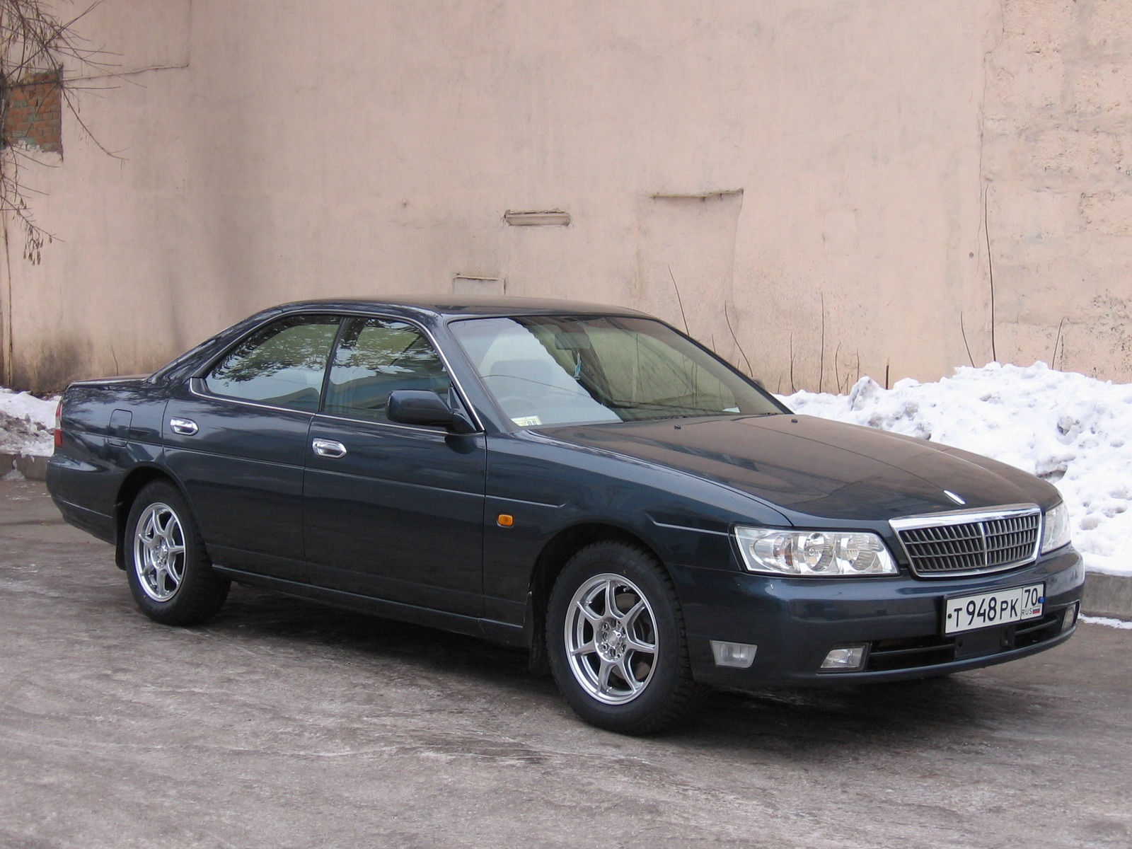 NISSAN Laurel photo 03