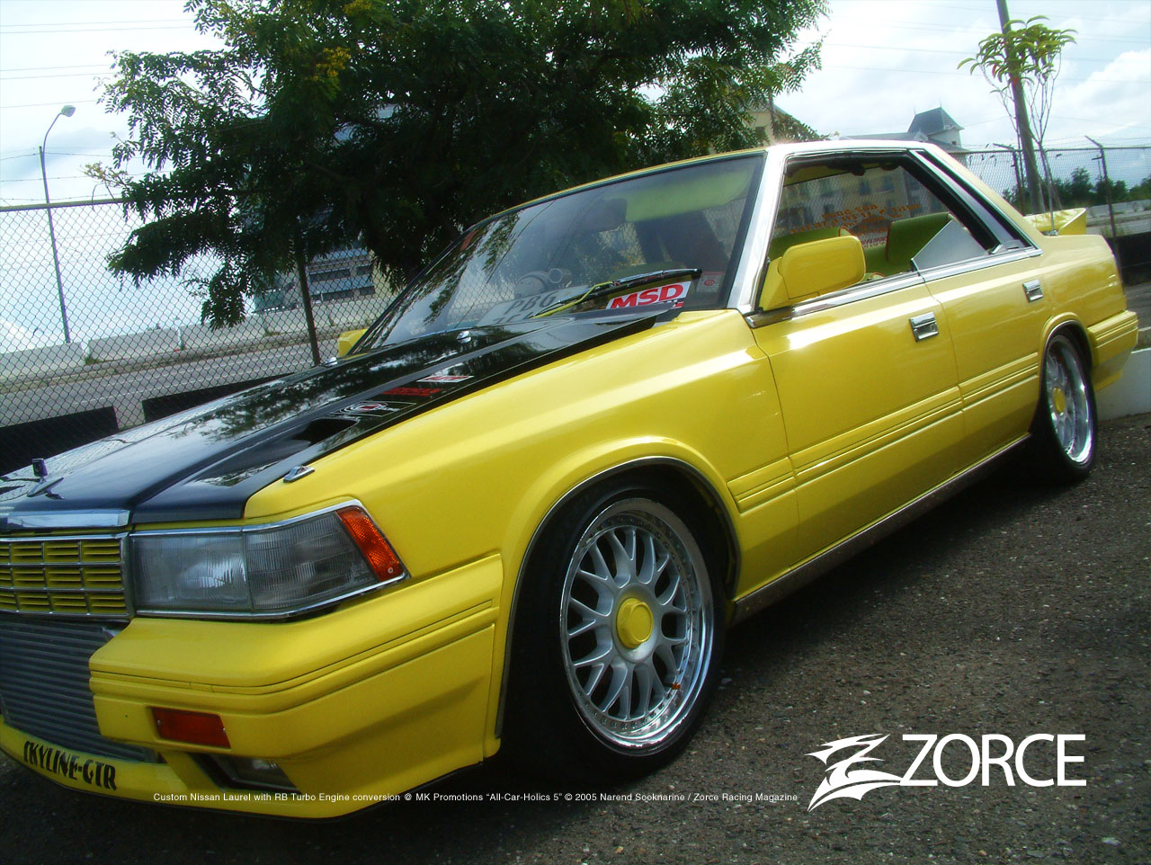 NISSAN Laurel photo 07
