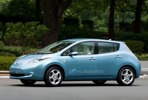 NISSAN Leaf photo 01