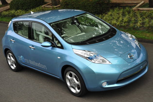 NISSAN Leaf photo 18