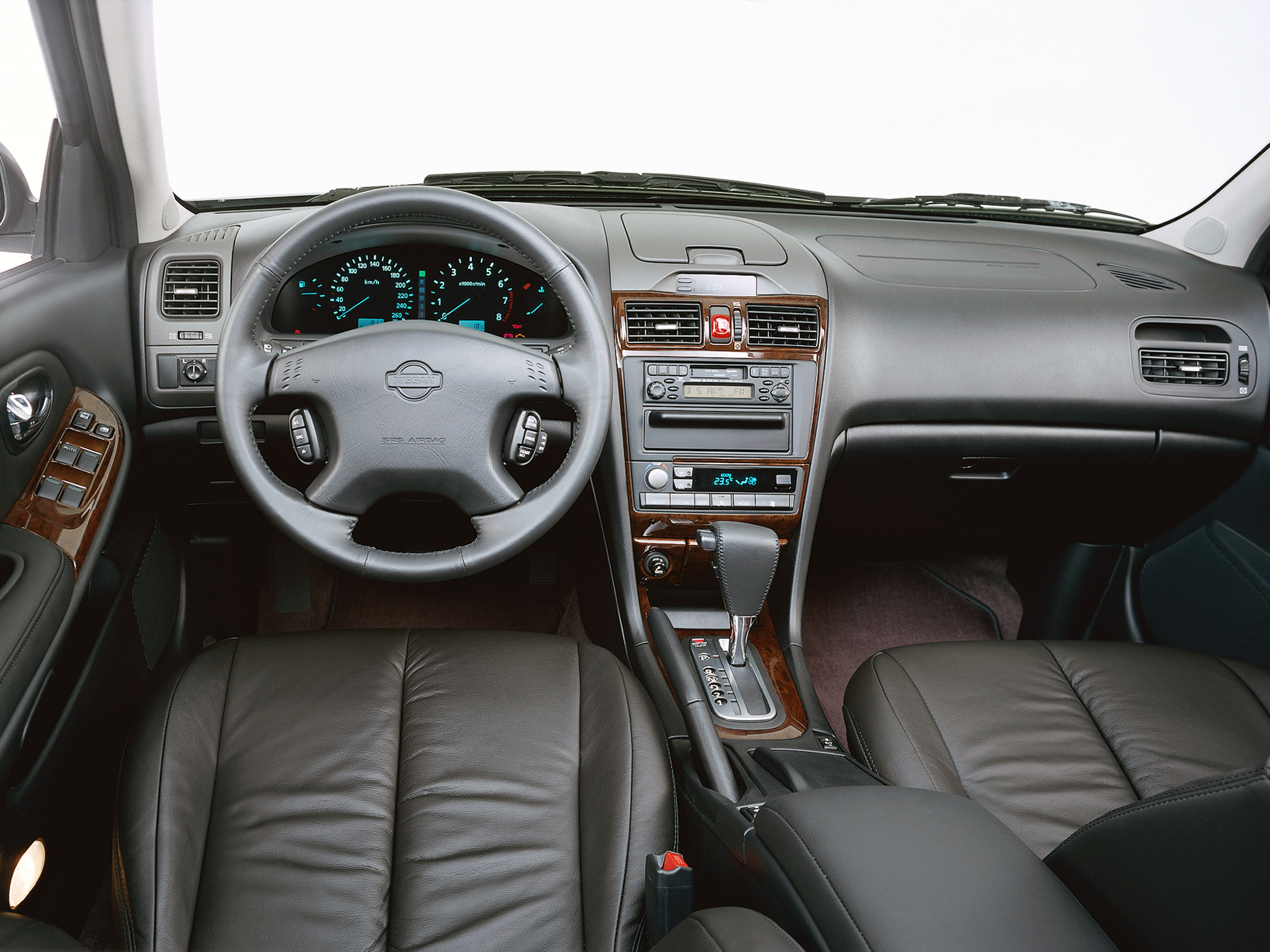Nissan Maxima Radio Kit