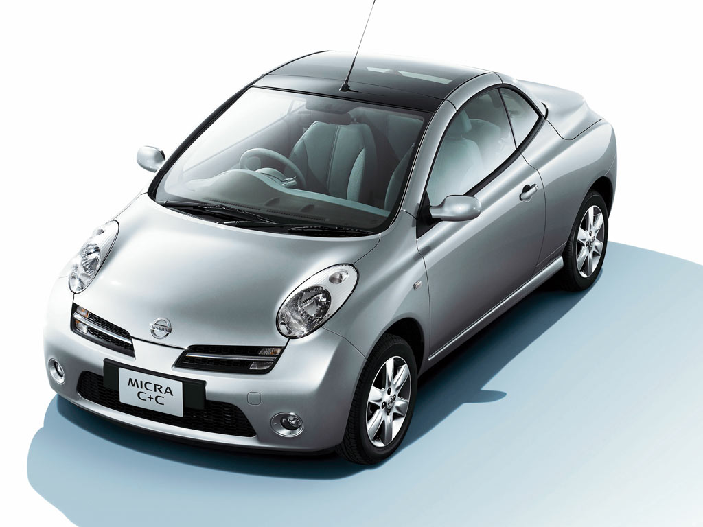 Nissan Micra C C Technical Details History Photos On
