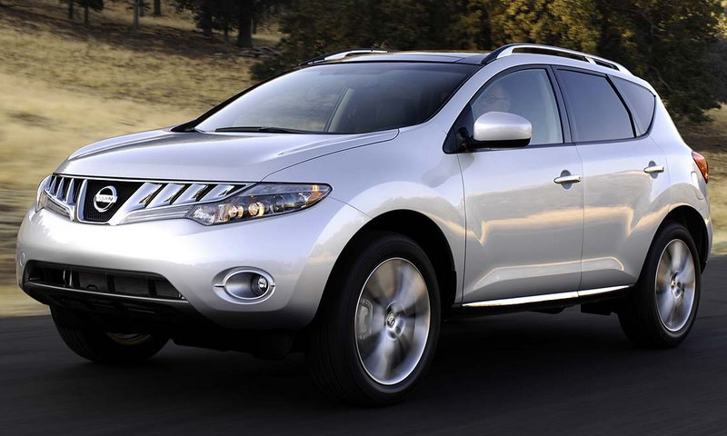 nissan murano technical details history photos on better parts ltd. Black Bedroom Furniture Sets. Home Design Ideas