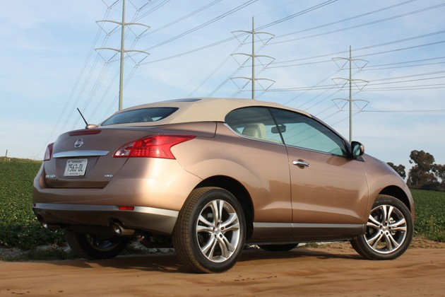 NISSAN Murano CrossCabrio photo 04