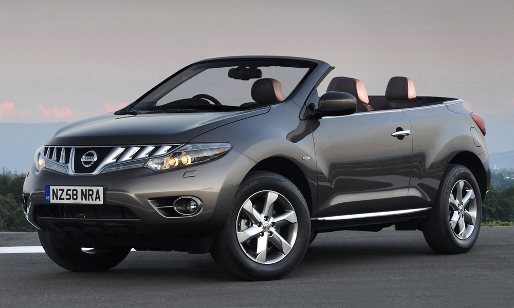 NISSAN Murano CrossCabrio photo 11