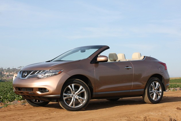 NISSAN Murano CrossCabrio photo 13
