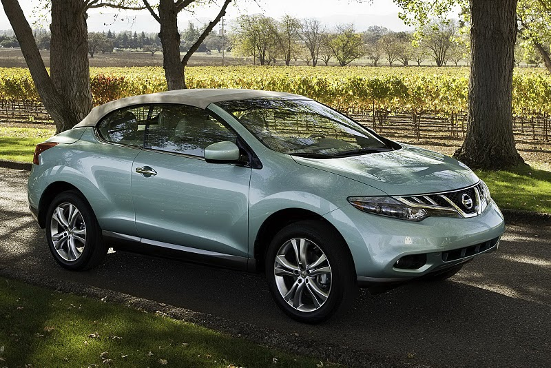 NISSAN Murano CrossCabrio photo 18