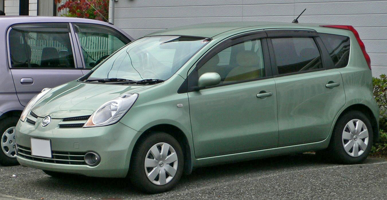 NISSAN Note photo 04