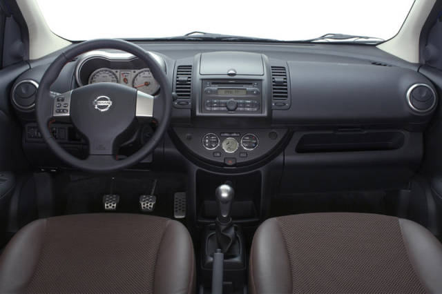 NISSAN Note photo 05