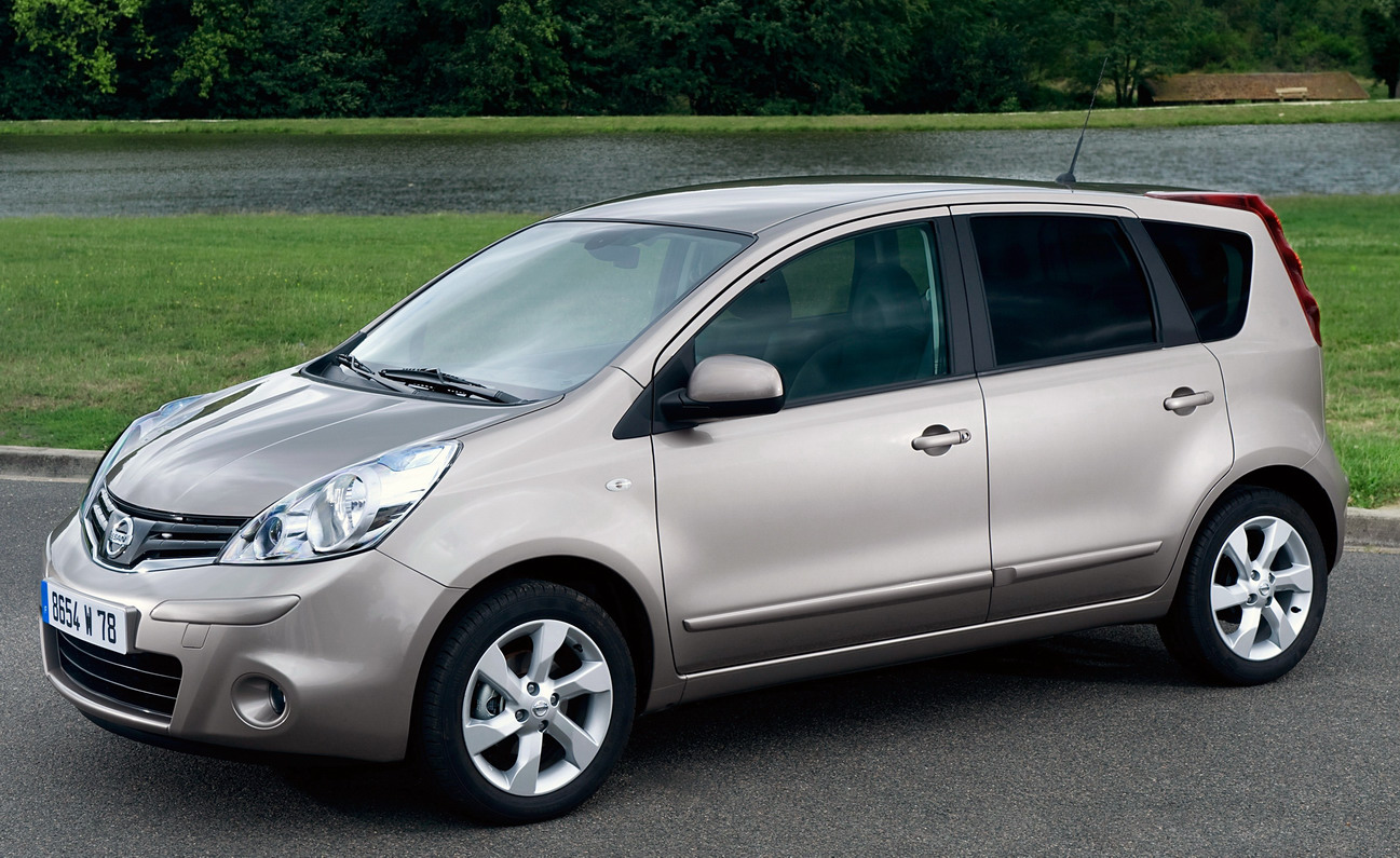 Nissan note review auto express