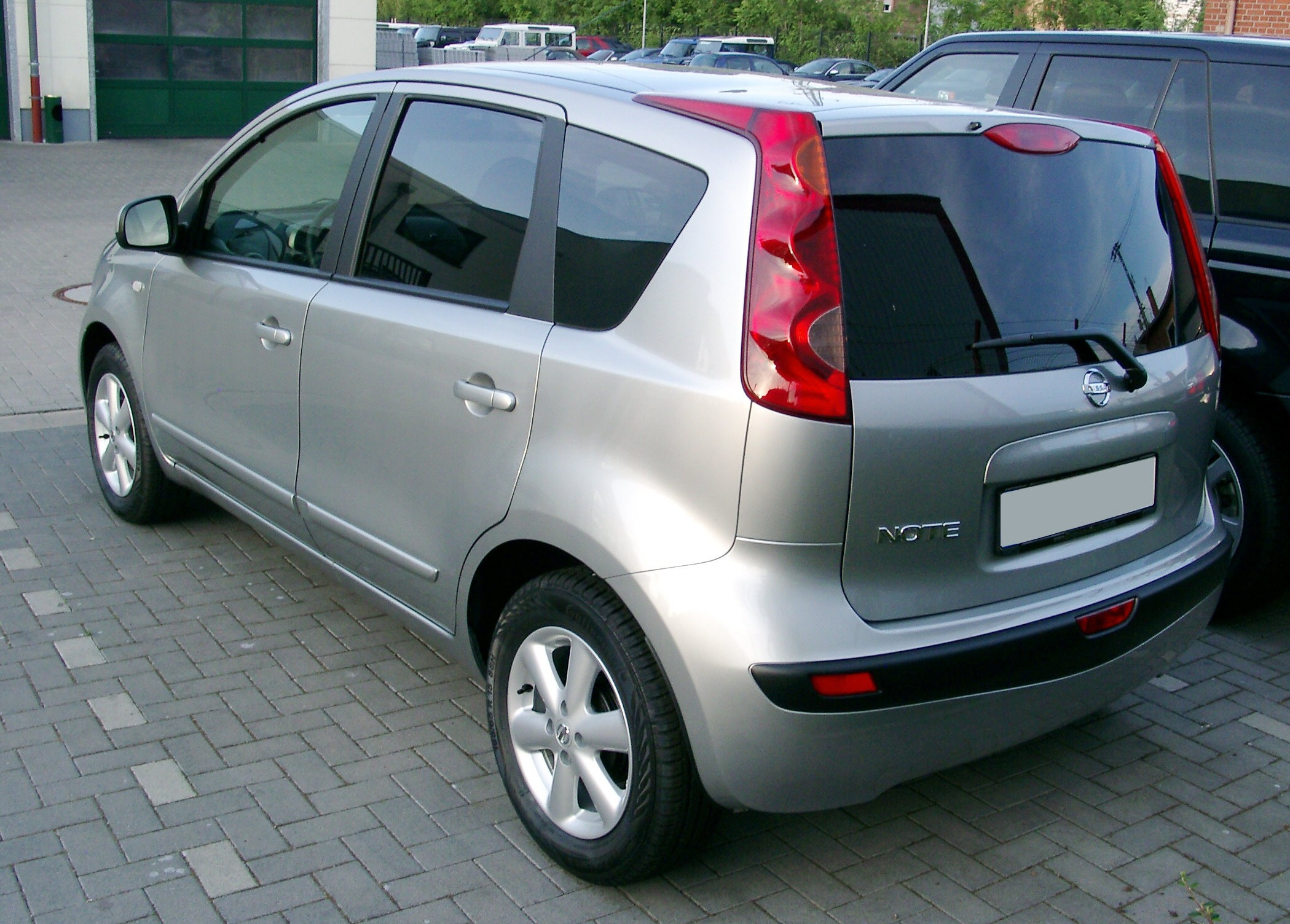 NISSAN Note photo 10