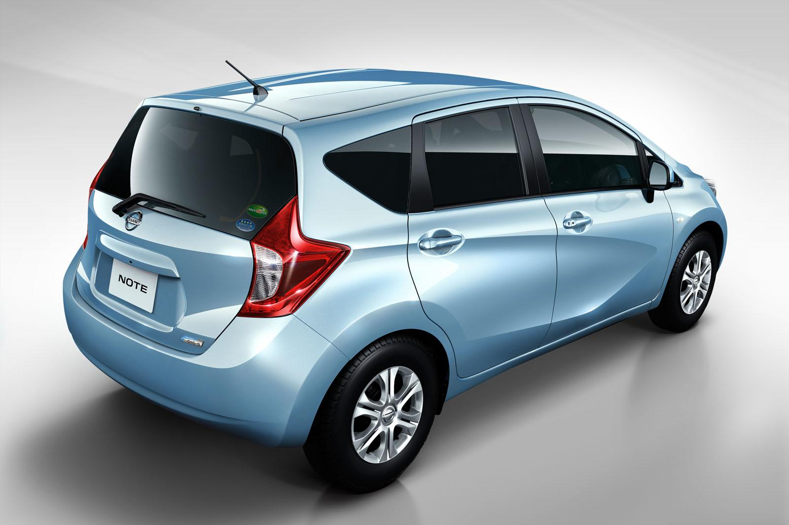 NISSAN Note photo 11