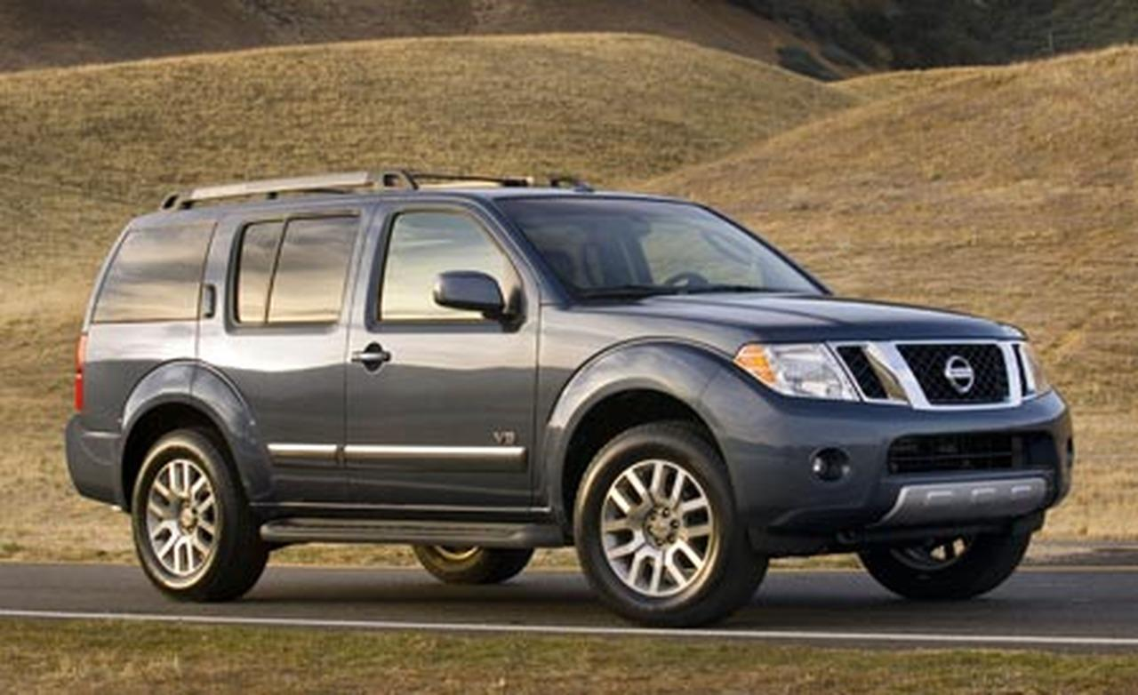 nissan pathfinder history  photos on better parts ltd