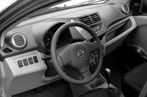 Toyota iq optional extras