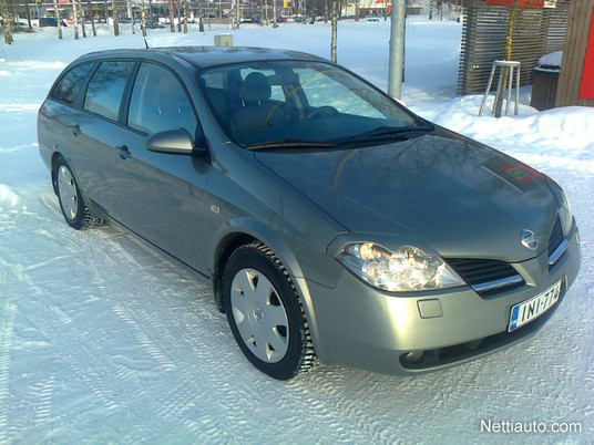 NISSAN Primera Traveller Business photo 02