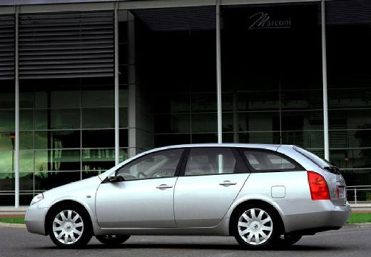 NISSAN Primera Traveller Business photo 05