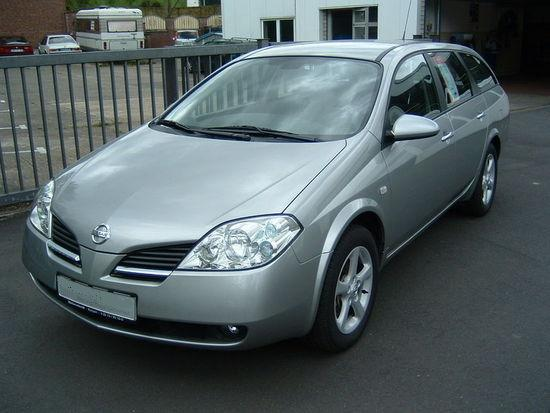 NISSAN Primera Traveller Business photo 07