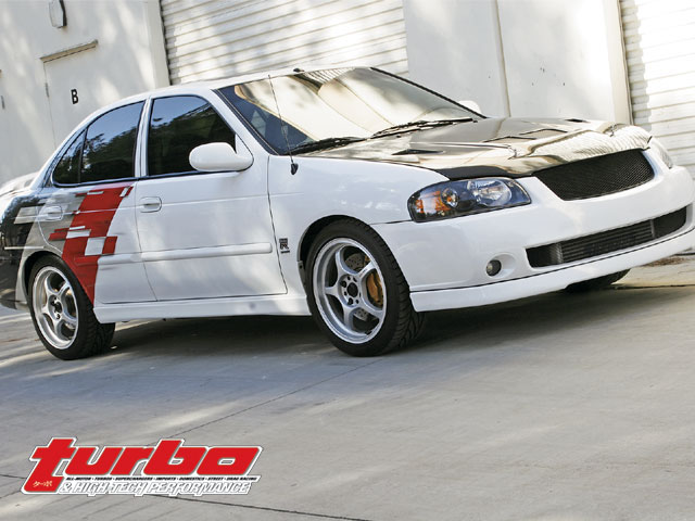 NISSAN Sentra SE-R Spec V photo 02
