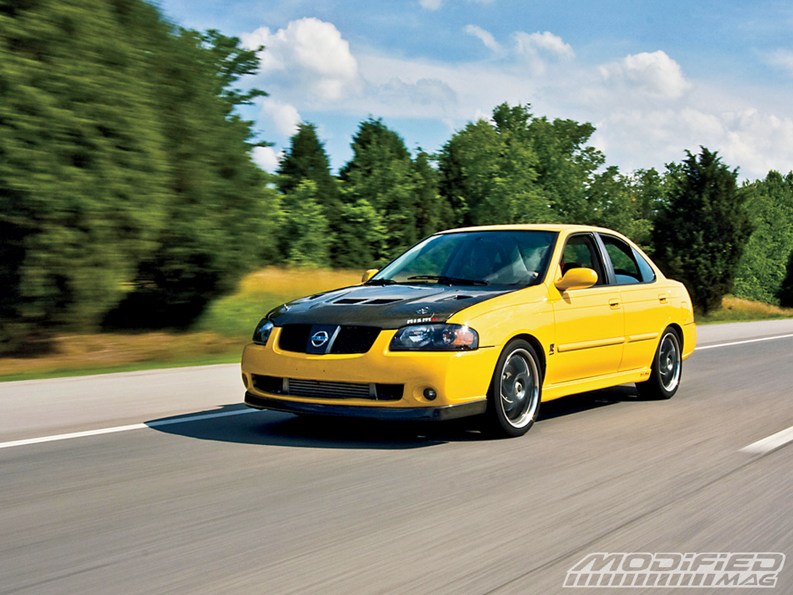 NISSAN Sentra SE-R Spec V photo 03