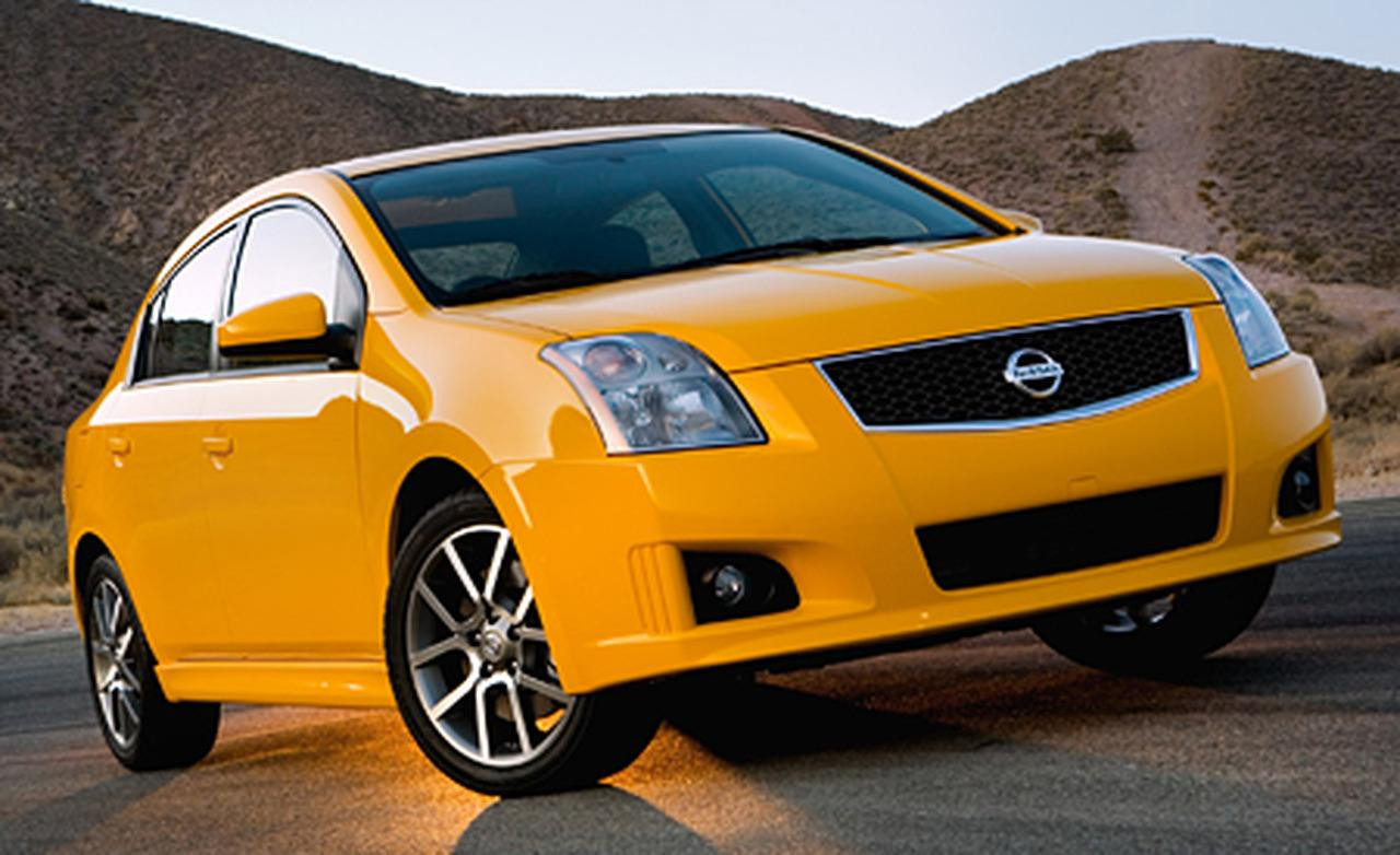NISSAN Sentra SE-R Spec V photo 07