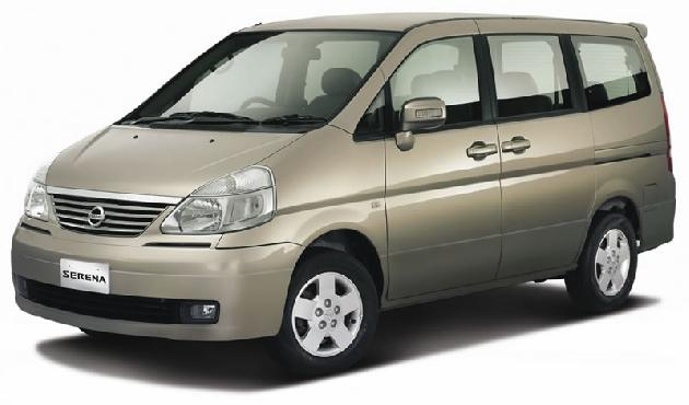 NISSAN Serena photo 06