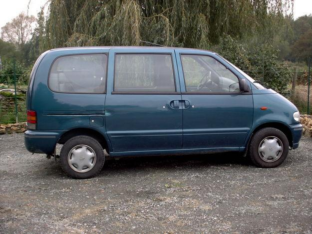 NISSAN Serena photo 18