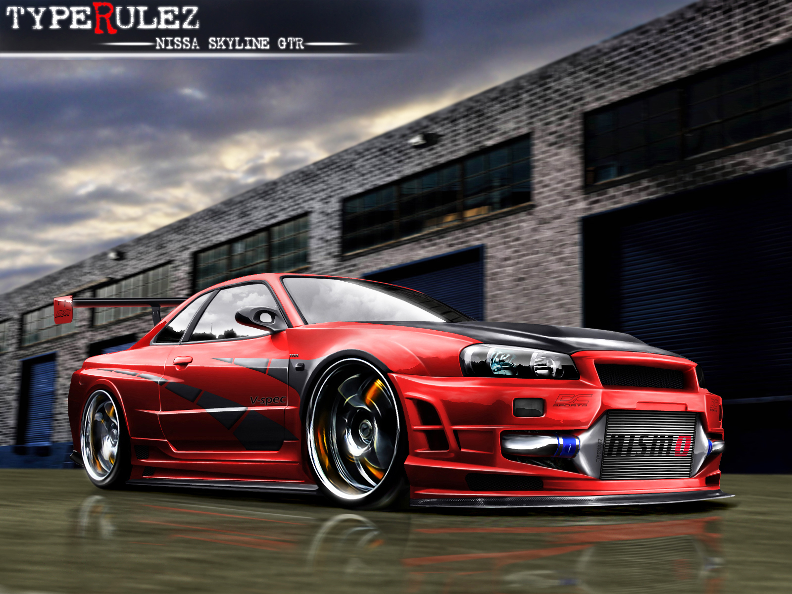 NISSAN Skyline photo 11