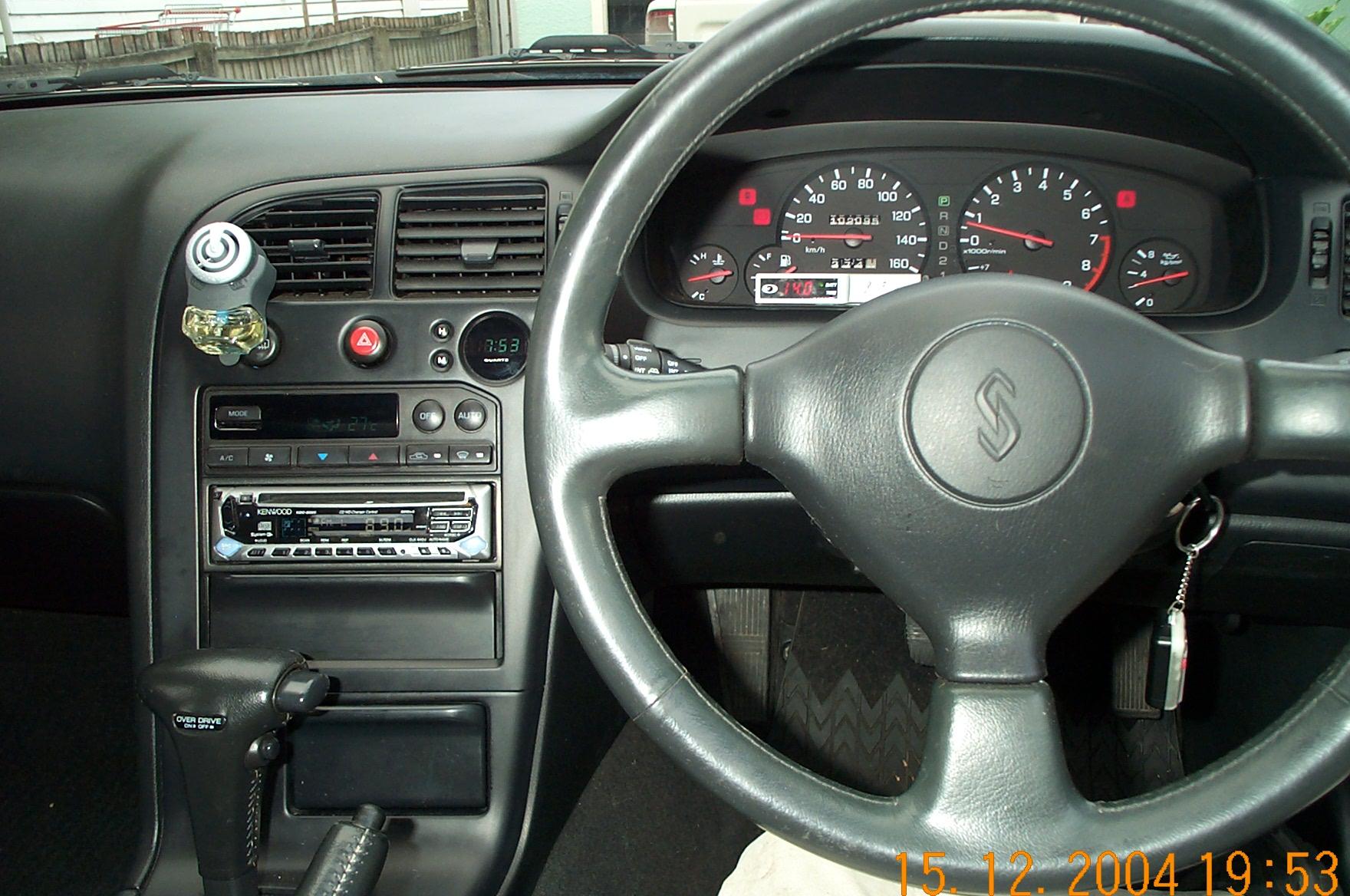 Nissan Skyline Image 16