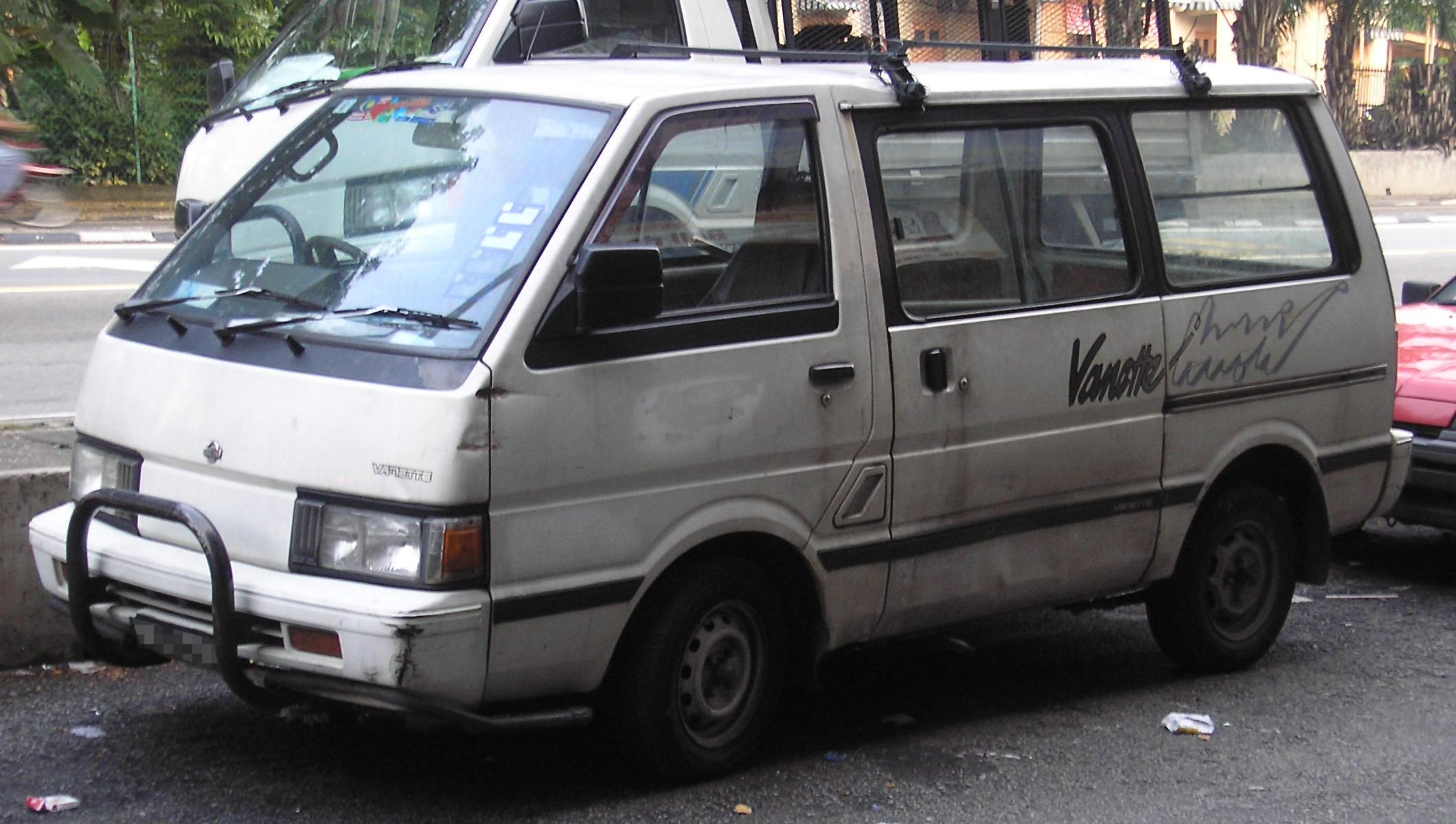 NISSAN Vanette photo 01