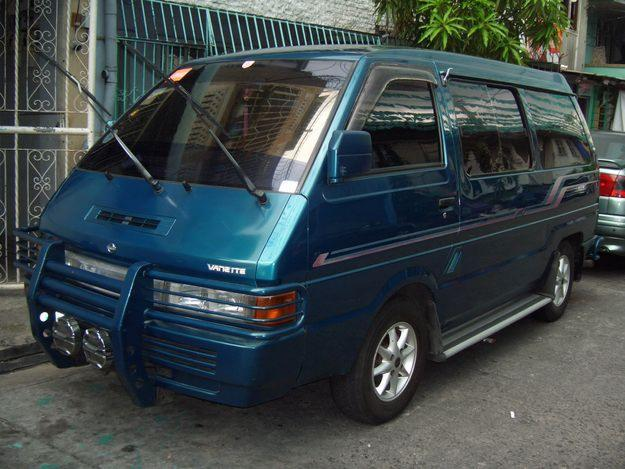 NISSAN Vanette photo 04