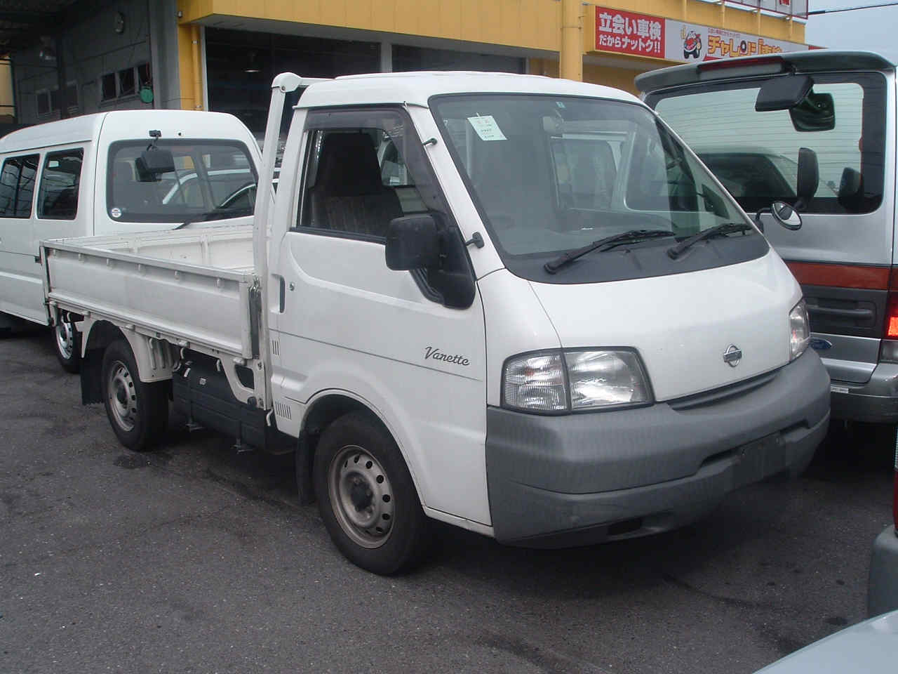 nissan vanette 06 nissan vanette technical details, history, photos on better parts ltd nissan vanette c22 ignition wiring diagram at nearapp.co