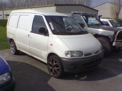 NISSAN Vanette photo 07