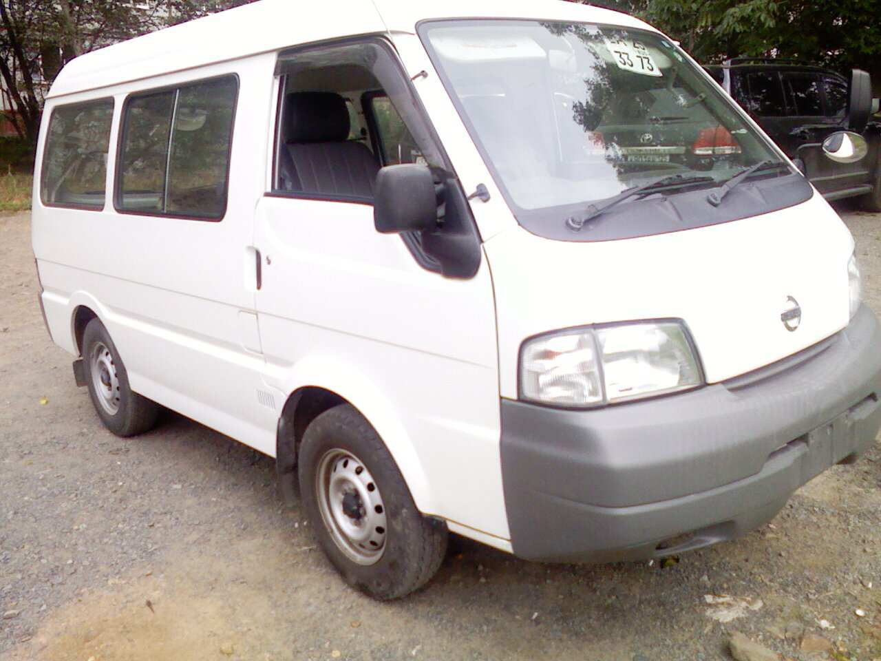 NISSAN Vanette photo 08