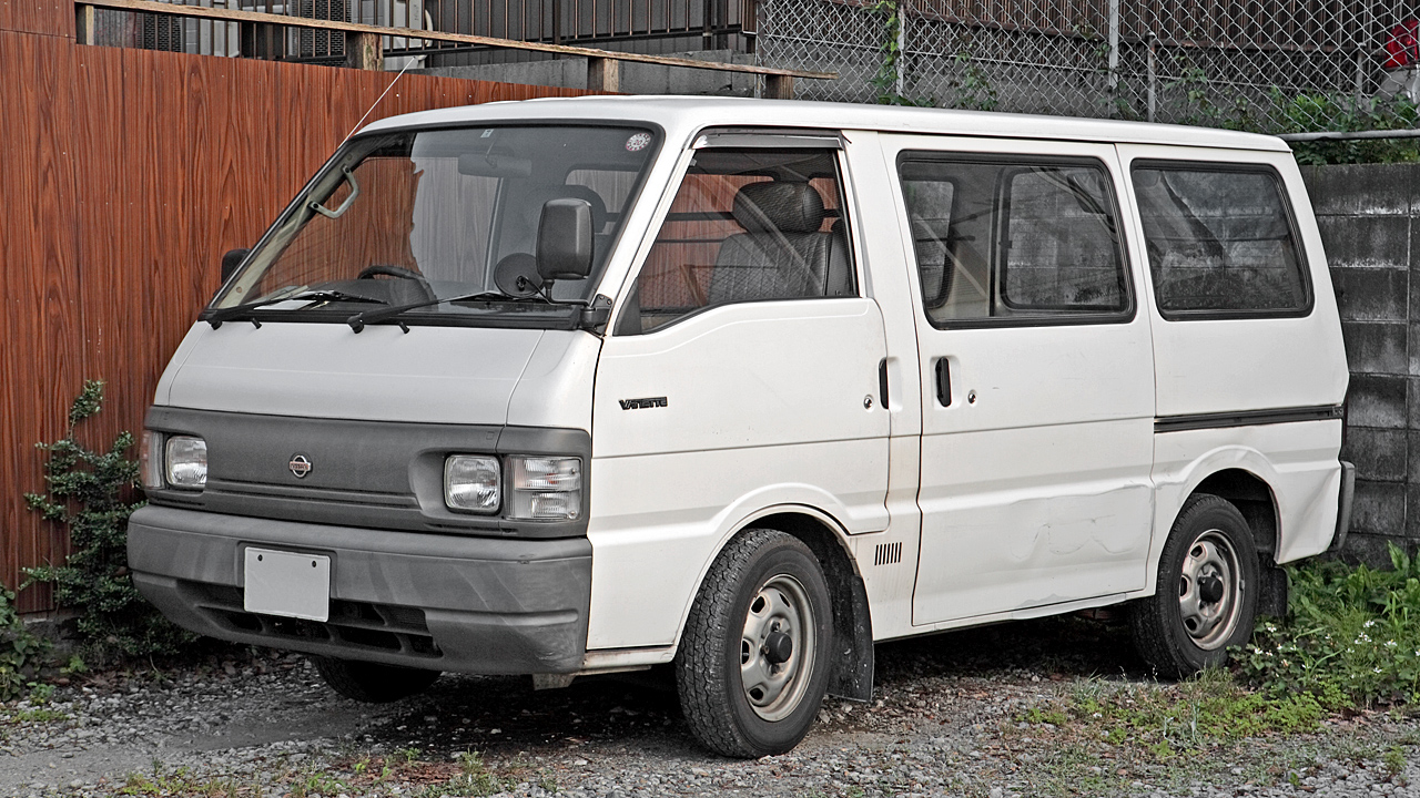 NISSAN Vanette photo 11