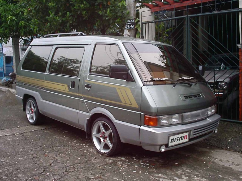 NISSAN Vanette photo 15