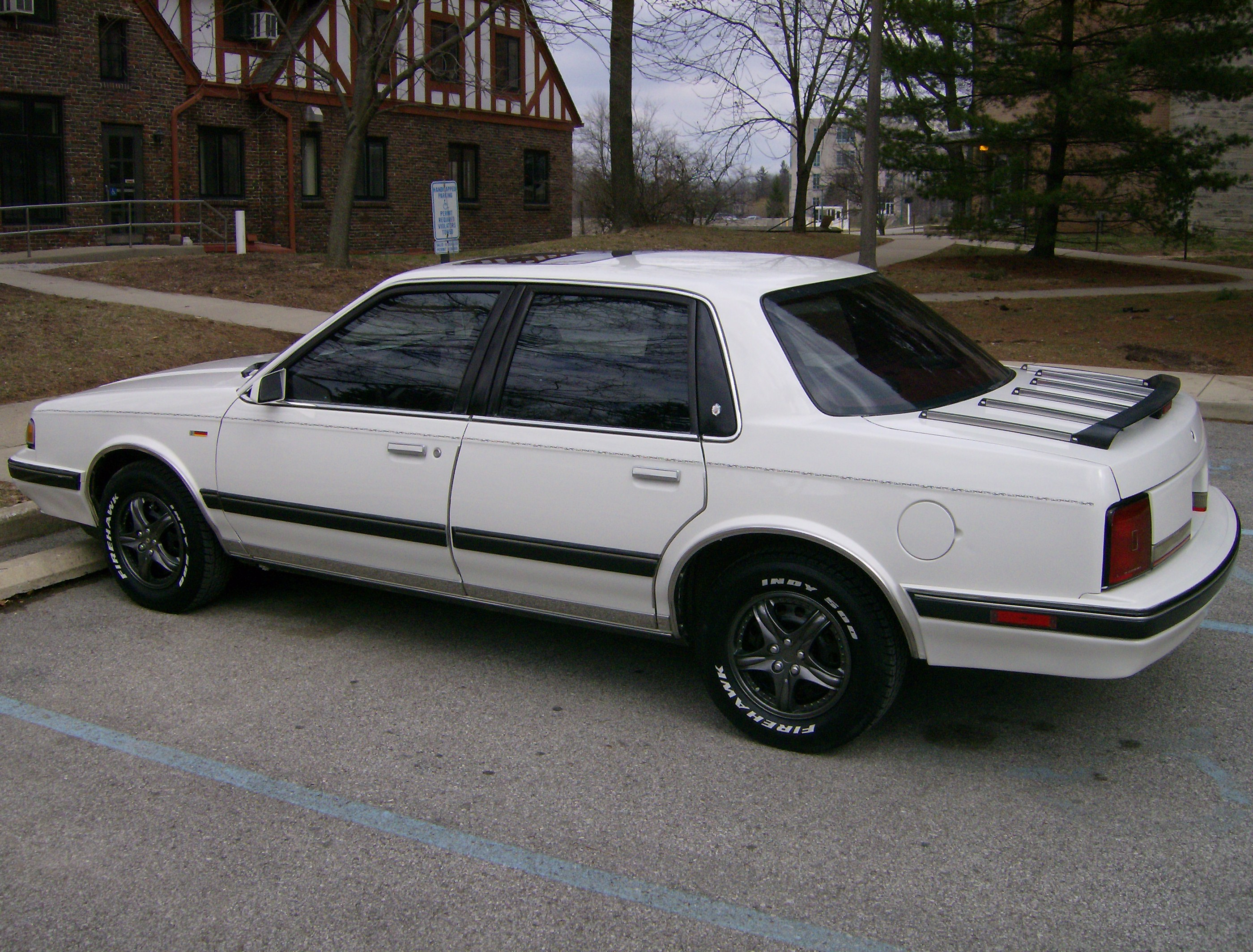 Shortened Cars >> Oldsmobile Cutlass Ciera history, photos on Better Parts LTD