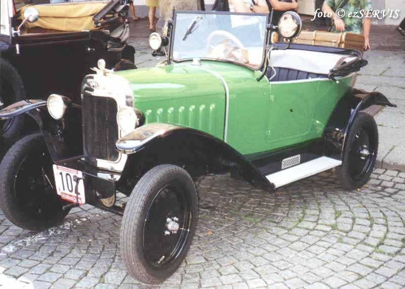 Opel 4/12 Laubfrosch photo 03