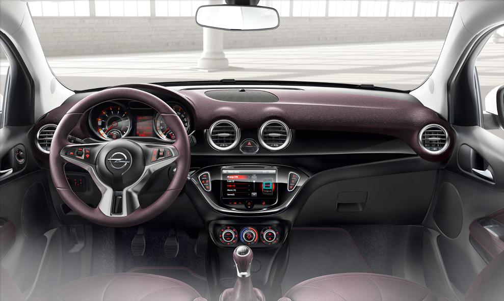 Opel Adam photo 04
