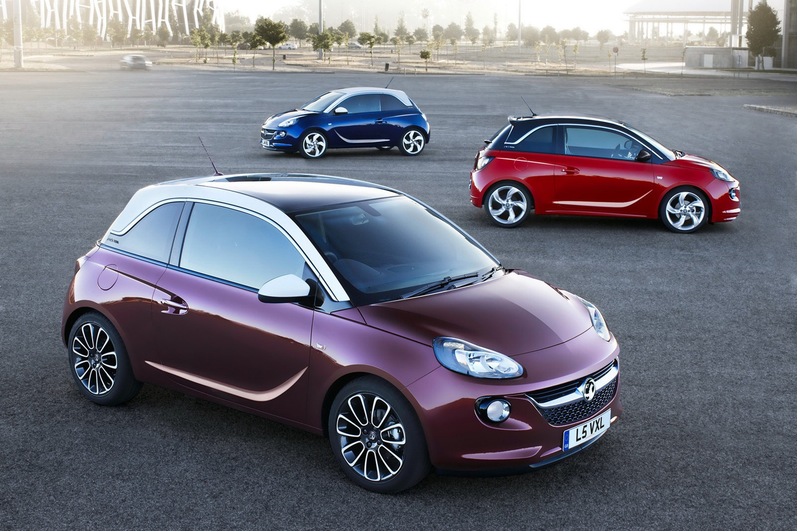 Opel Adam photo 05