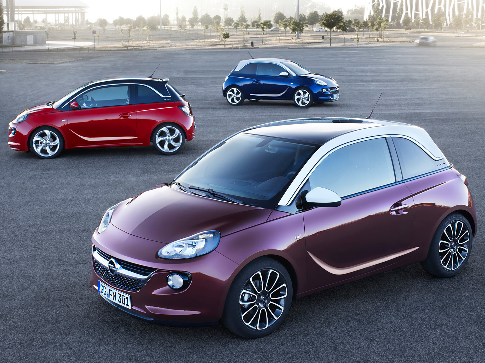 Opel Adam photo 07