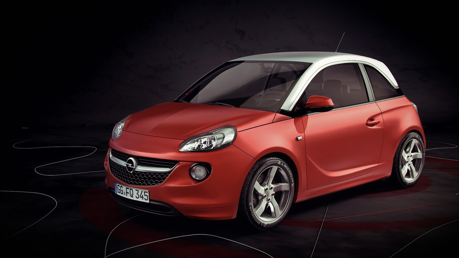 Opel Adam photo 13