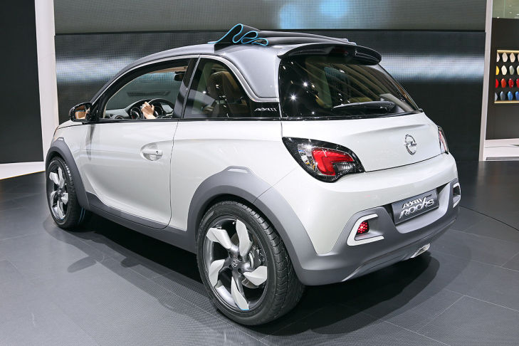 Opel Adam Rocks image #9