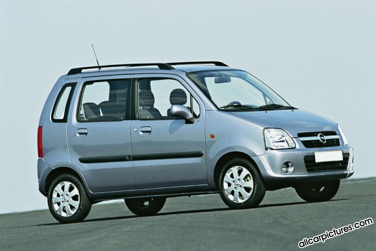 Opel Agila photo 05