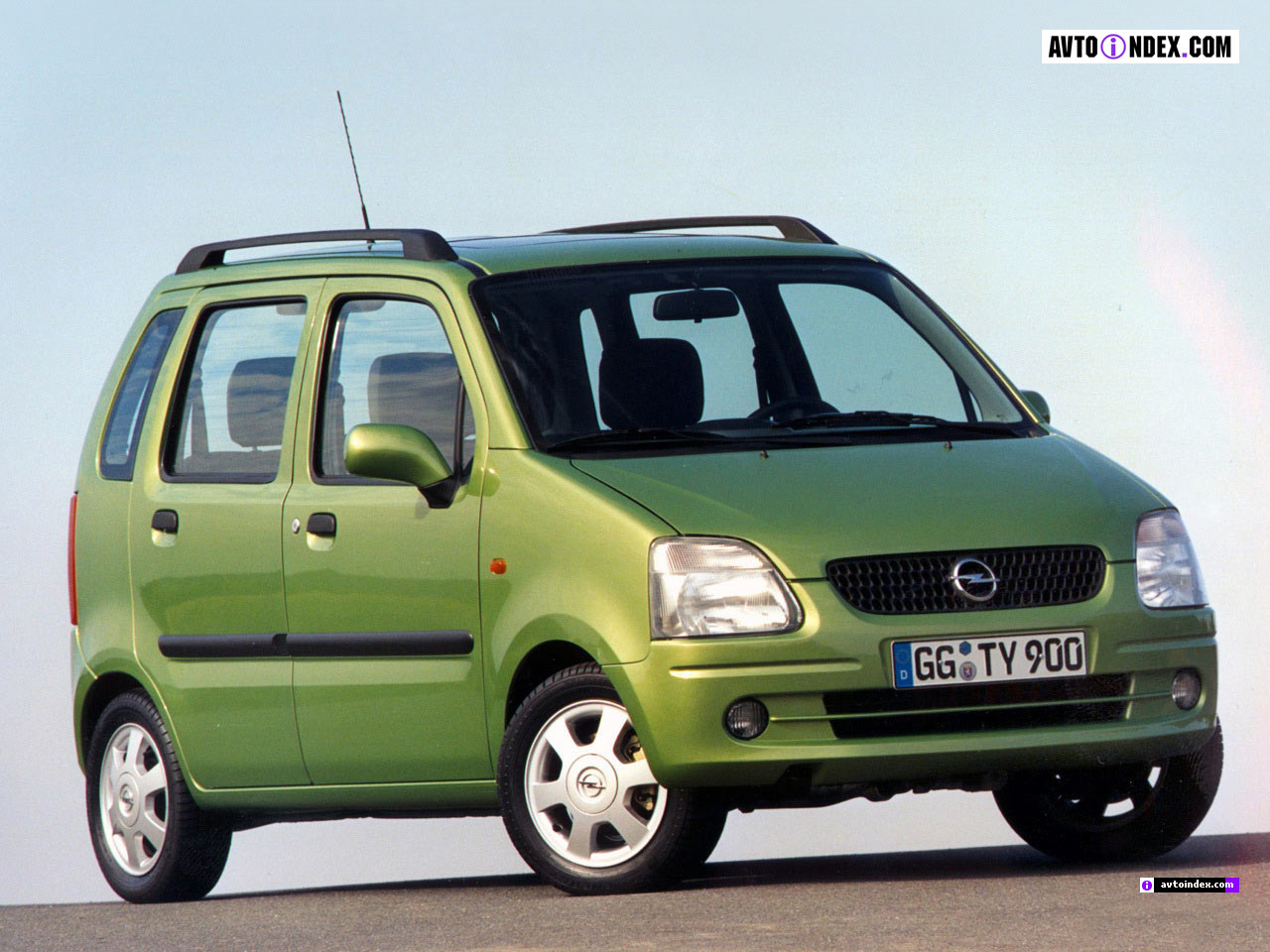 Opel Agila photo 07
