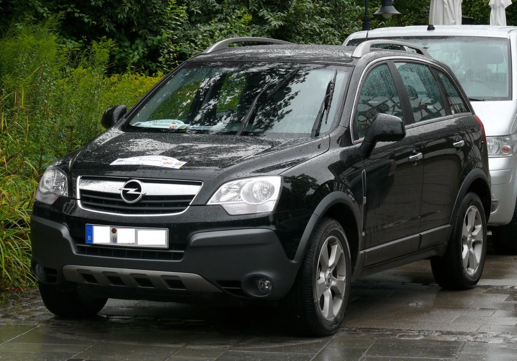 Jeep Performance Engines Opel Antara history, photos on Better Parts LTD